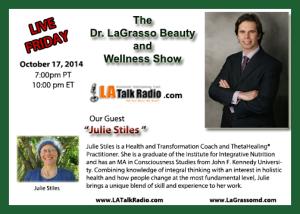 LAGrassoRadioShow_Guest_JulieStiles